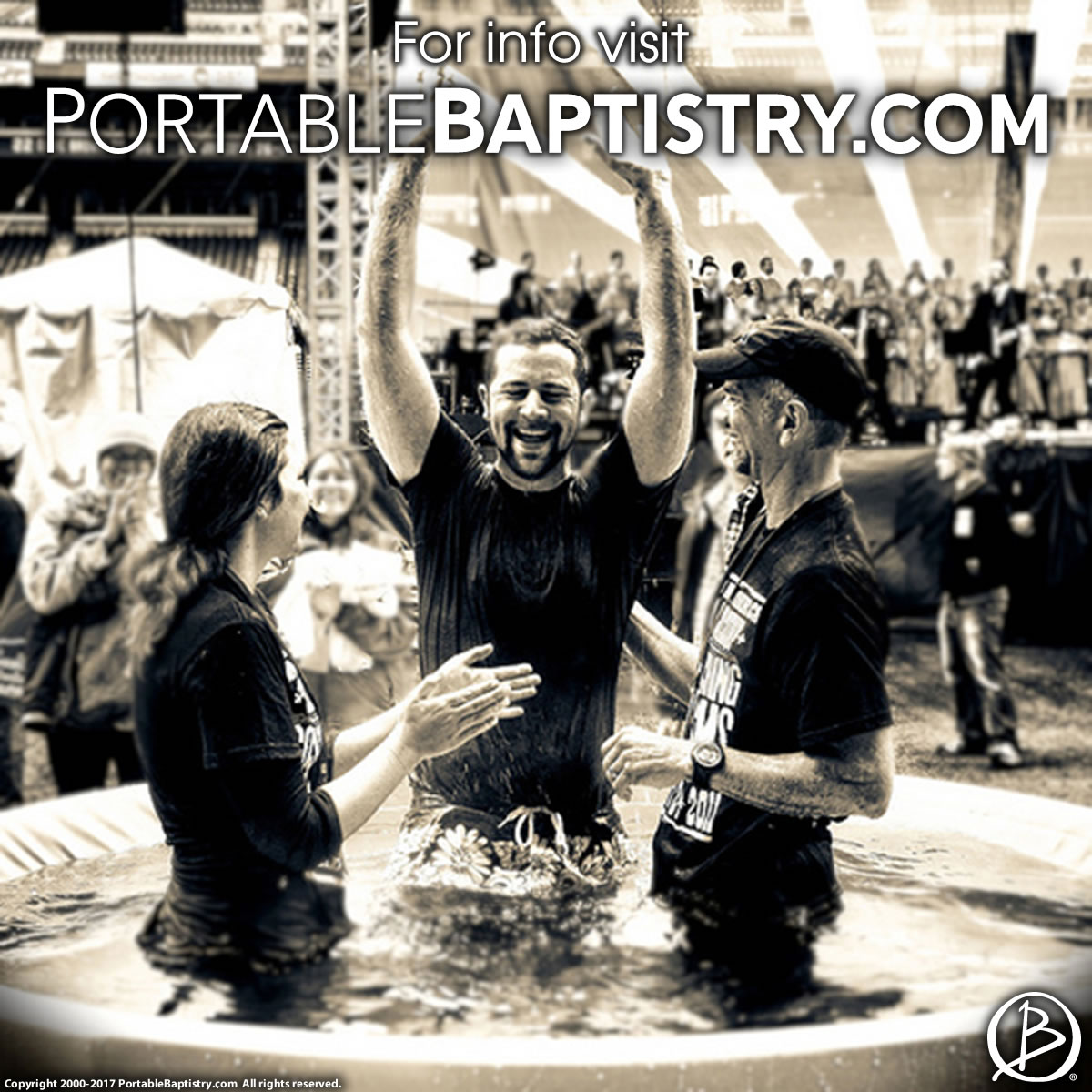How to Order Baptistry